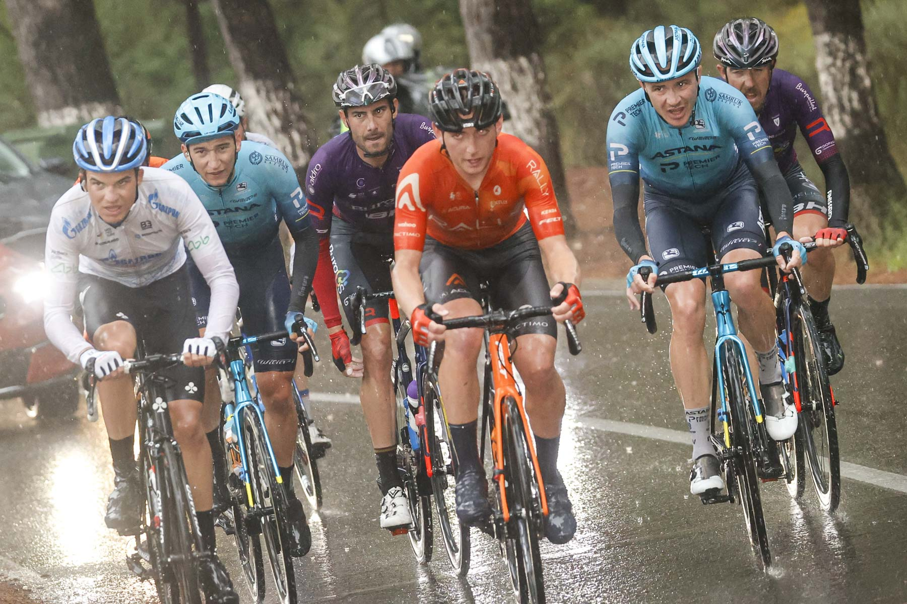 SHEFFIELD EYES KOM BEFORE DISTANCING HIS RIVALS