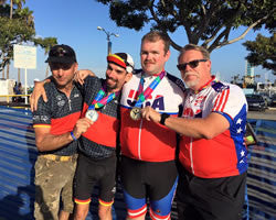 Special Olympics Pactimo Cycling Clothing