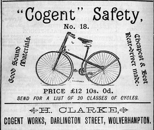 Safety Bicycle - Rally Cycling Blog