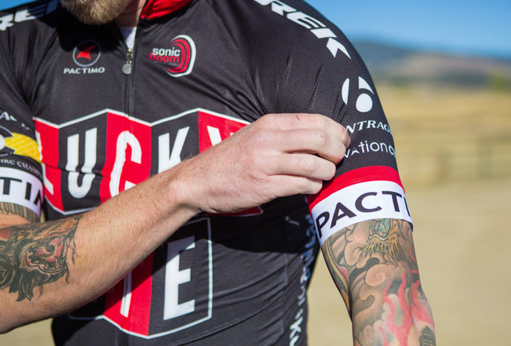 Ascent 3.0 cycling jersey