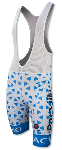 custom cycling bib short with full print