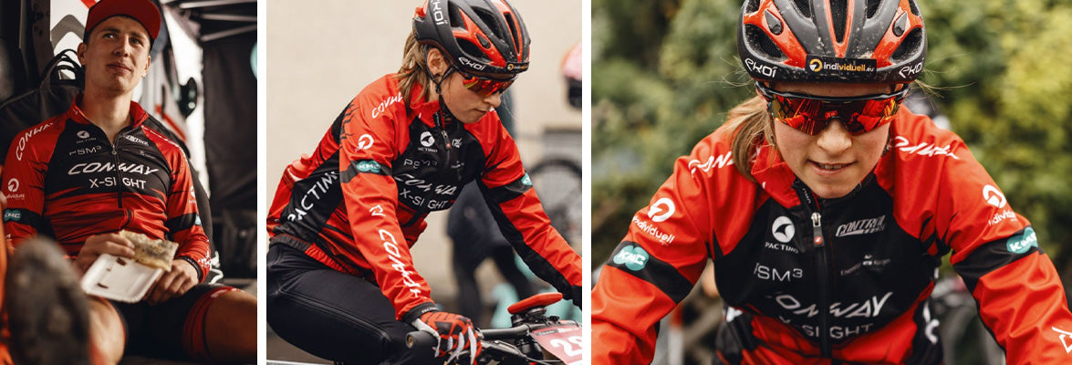 Cool Weather Custom Cycling Clothing