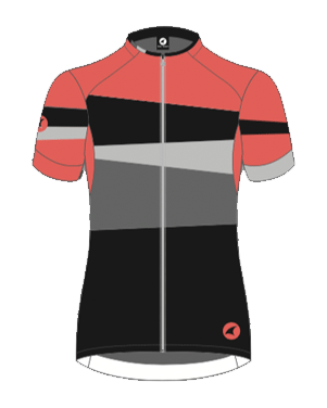 Custom Cycling Jersey Design Example