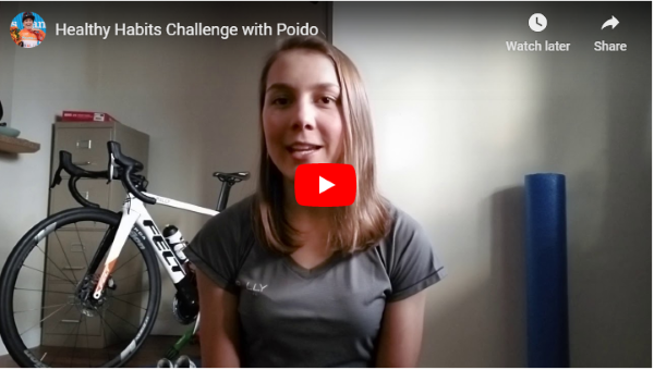 Healthy Habits With Poido Rally Cycling