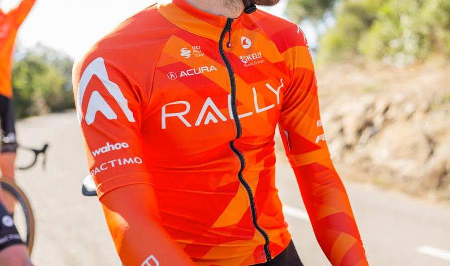 Rally Cycling Chooses Pactimo