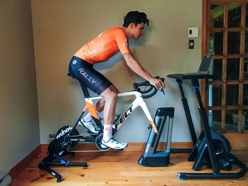 Rally Cycling Indoor Smart Trainer