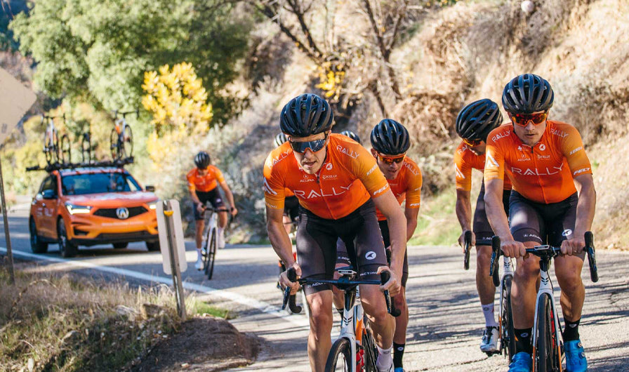 Rally Cycling Chooses Pactimo for Custom Cycling Clothing