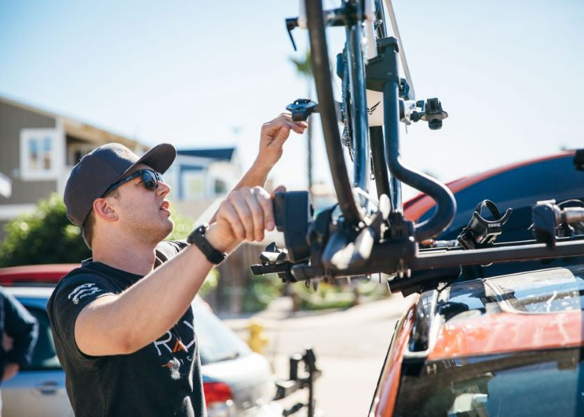Steven Schwartz - Service Course Manager - Rally Cycling