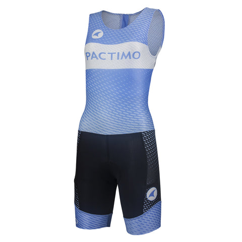 Custom Triathlon Clothing - Ascent Pro-Level Tri Kits