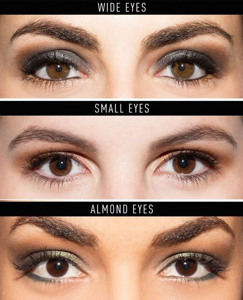 News lurebeauty how to apply eyeshadow for your eye shape ccuart Images