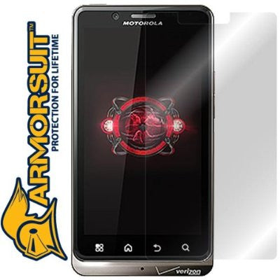 Motorola Droid Bionic Screen Protector