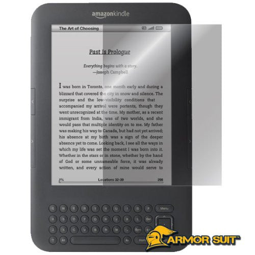 Kindle Keyboard Tablet Screen Protector