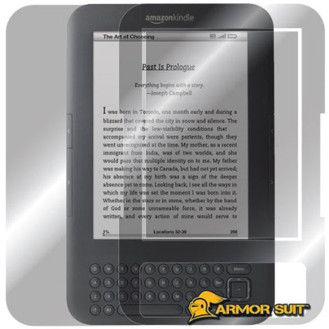 Kindle Keyboard Tablet Full Body Skin Protector