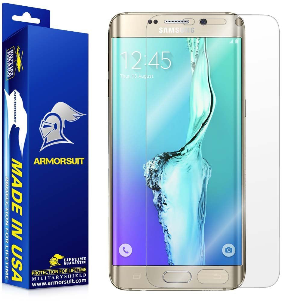 Samsung Galaxy S6 Edge Plus Screen Protector [Full Coverage]