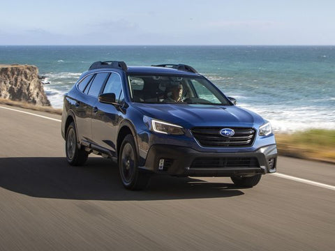 2021 Subaru Outback XT Touring Edition Screen Protectors