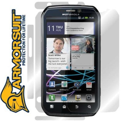 Motorola Photon 4G Full Body Skin Protector