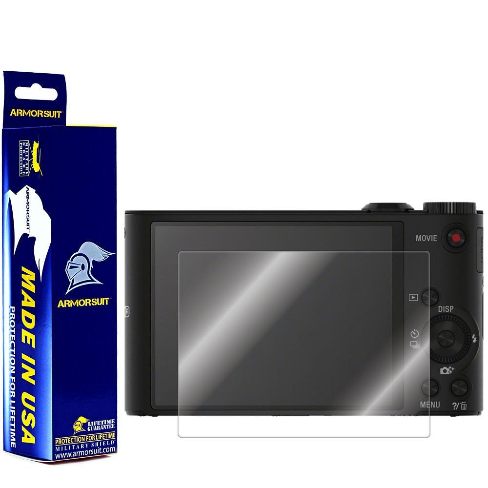 Sony DSC-WX300 Camera Screen Protector