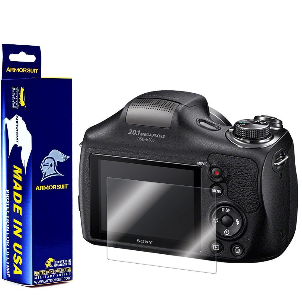 Sony DSC-H300 Camera Screen Protector