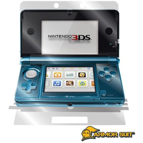 Nintendo 3DS Full Body Skin Protector