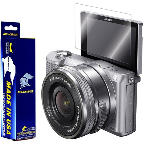 Sony Alpha a5000 Camera Screen Protector