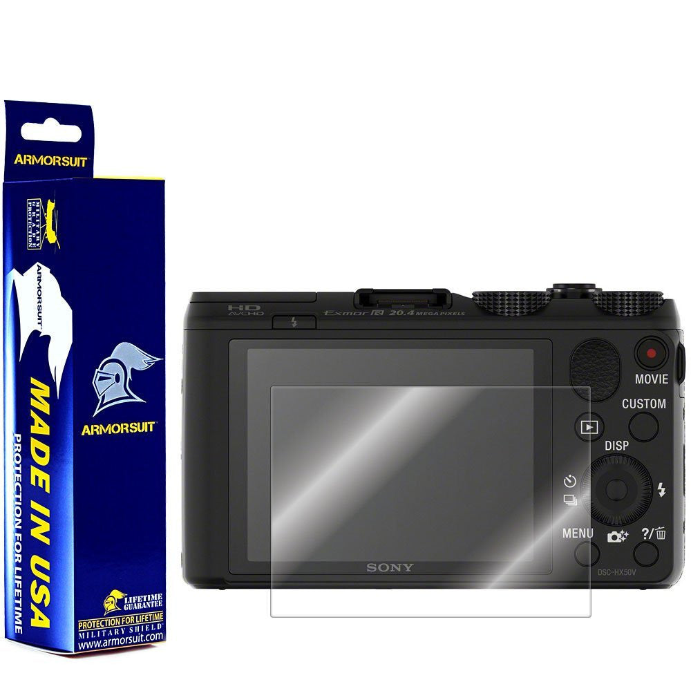 Sony DSC-HX50V Camera Screen Protector