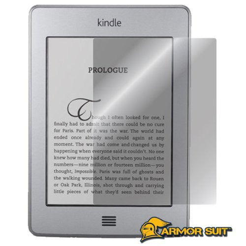 Amazon Kindle Touch Screen Protector