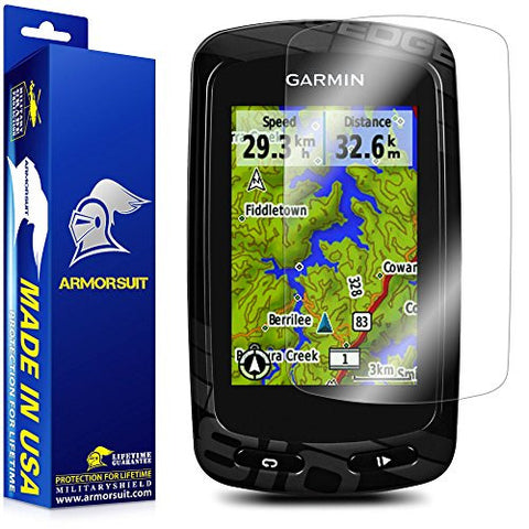 Garmin Edge 810 Screen Protector