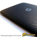 HP TouchPad Screen Protector & Carbon Fiber Skin Protector
