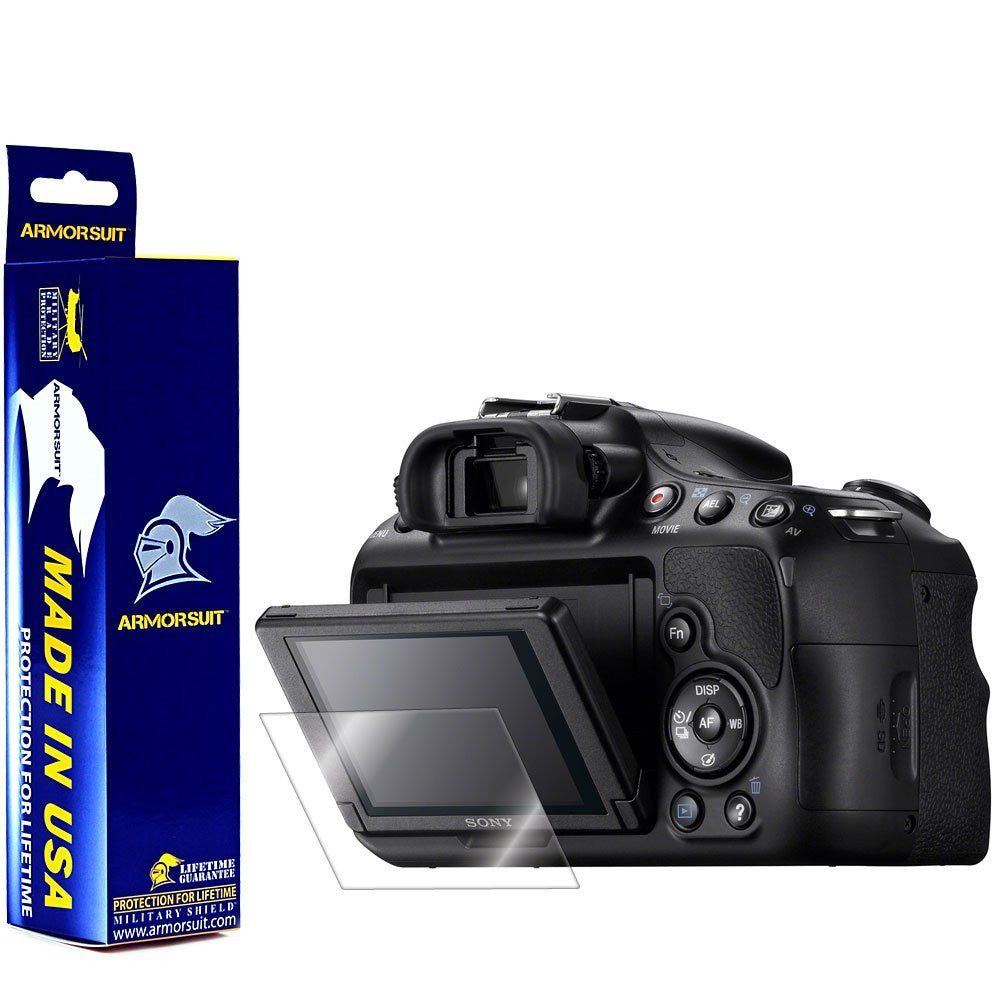 Sony Alpha SLT-A58K/A58 Camera Screen Protector