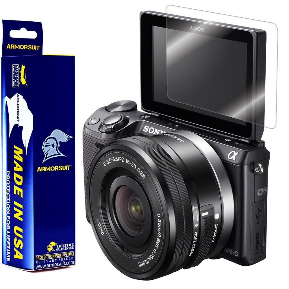 Sony NEX-5T/5TL/5R Camera Screen Protector
