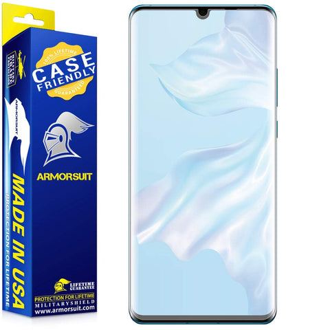 Huawei P30 Pro Screen Protector Matte [Case Friendly]