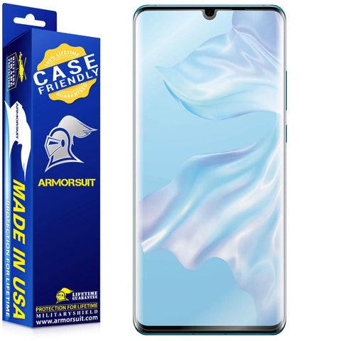 Huawei P30 Pro Screen Protector [Case Friendly]