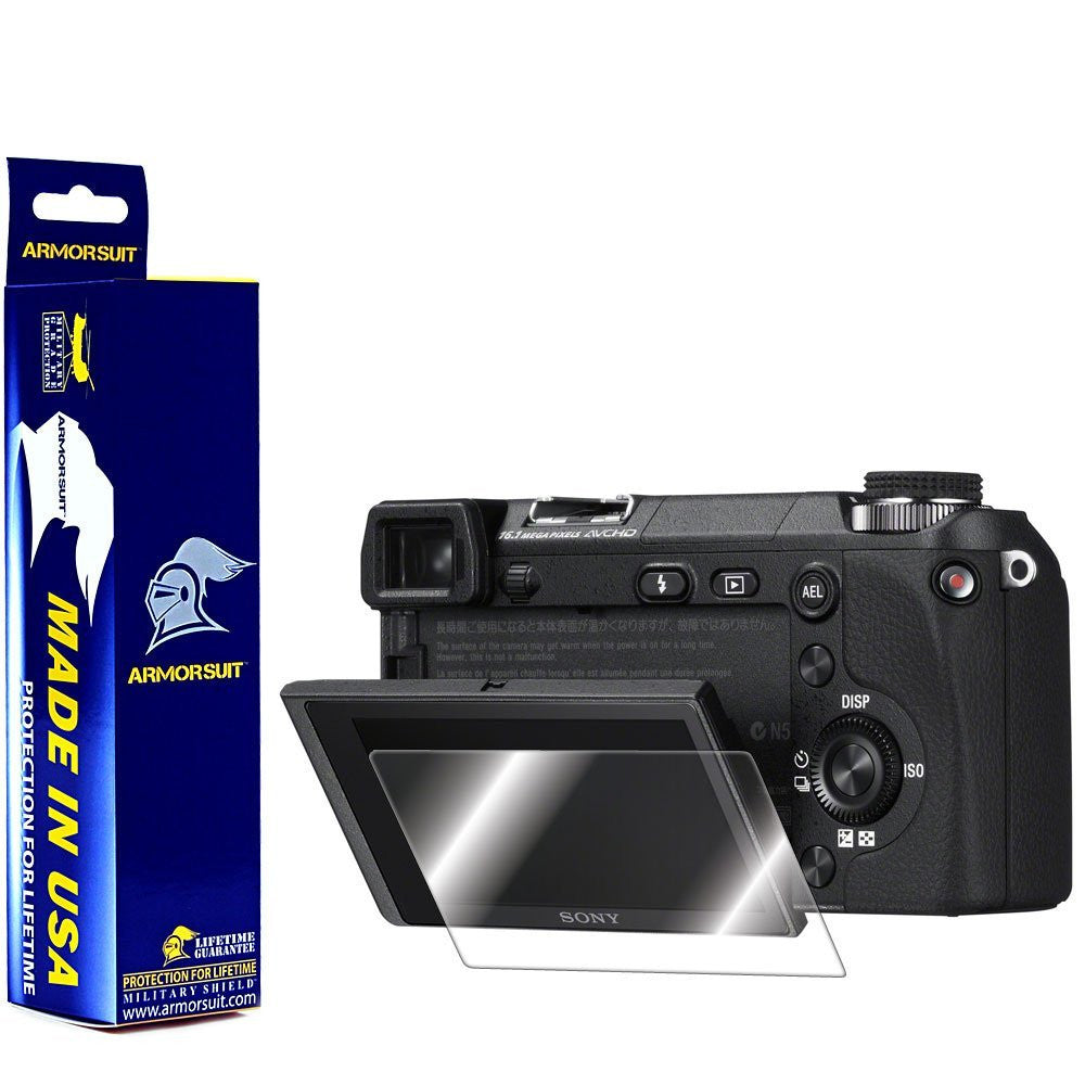 Sony NEX-6/6L Camera Screen Protector