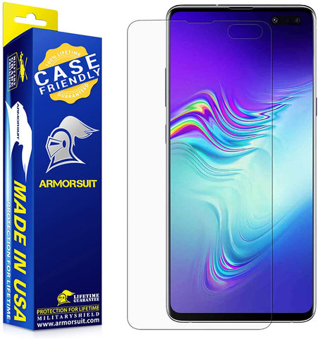 Samsung Galaxy S10 5G Case-Friendly Matte Screen Protector