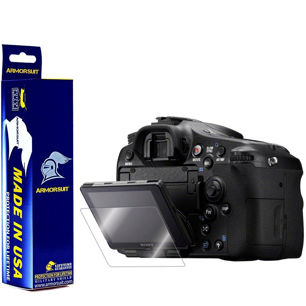 Sony Alpha SLT-A77 Camera Screen Protector