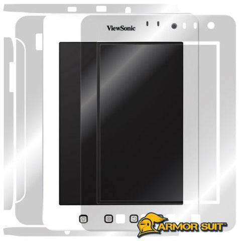 ViewSonic ViewPad 7e Full Body Skin Protector
