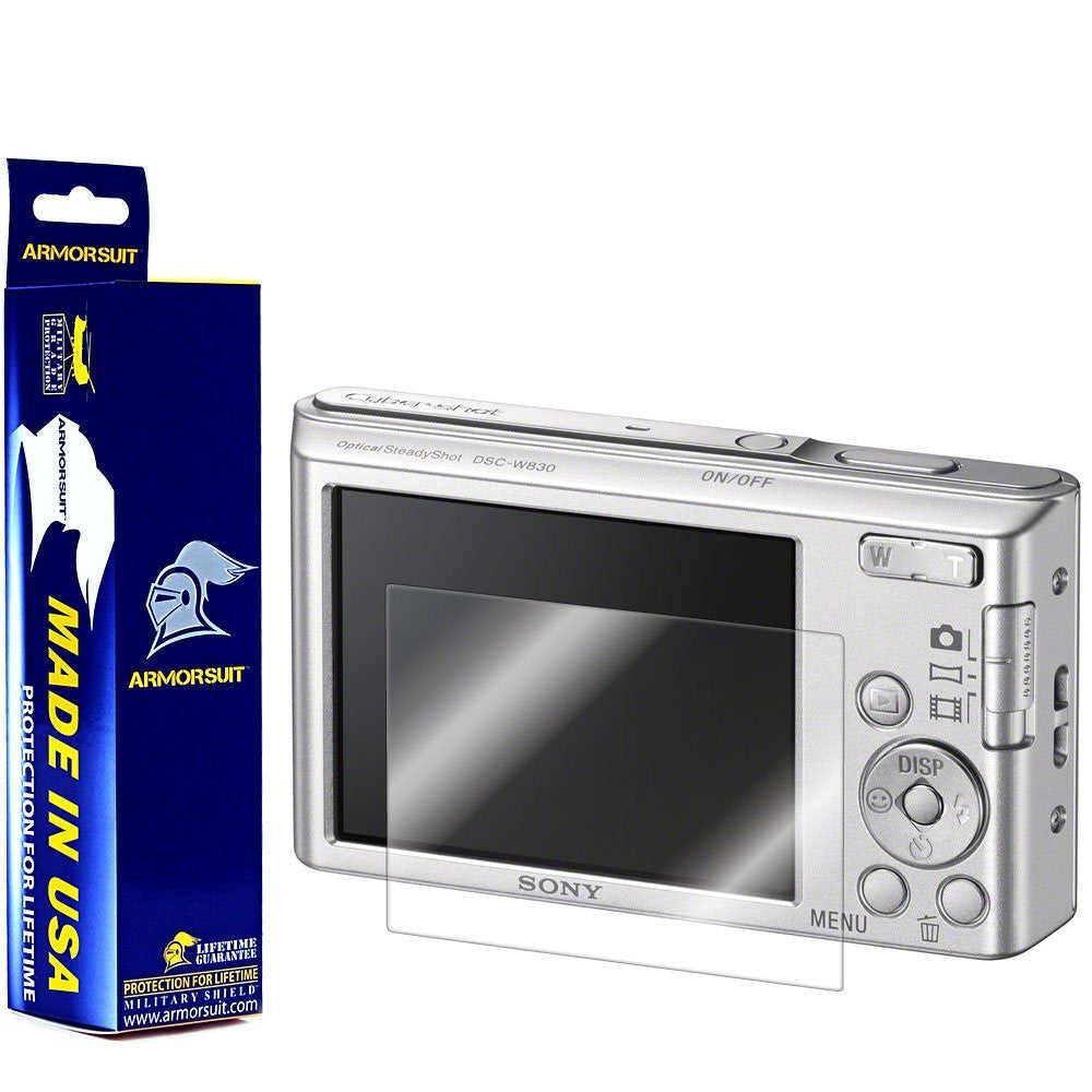 Sony DSC-W830 Camera Screen Protector
