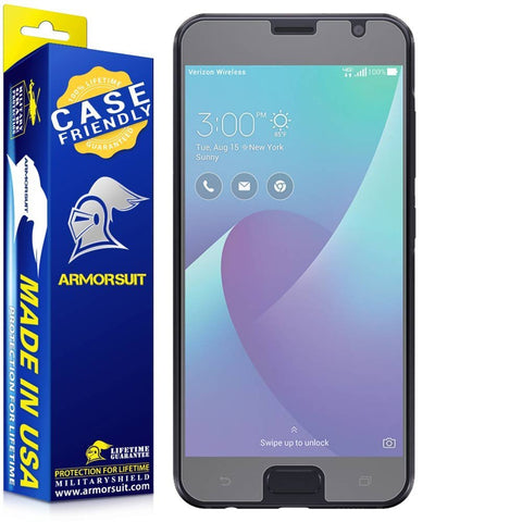 Asus Zenfone V Matte Case Friendly Screen Protector