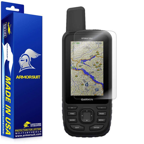 Garmin GPSmap 66s/66st Screen Protector