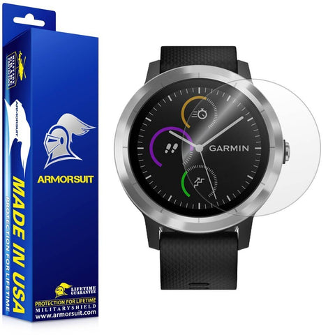 Garmin Vivoactive 3 Screen Protector (2-Pack)