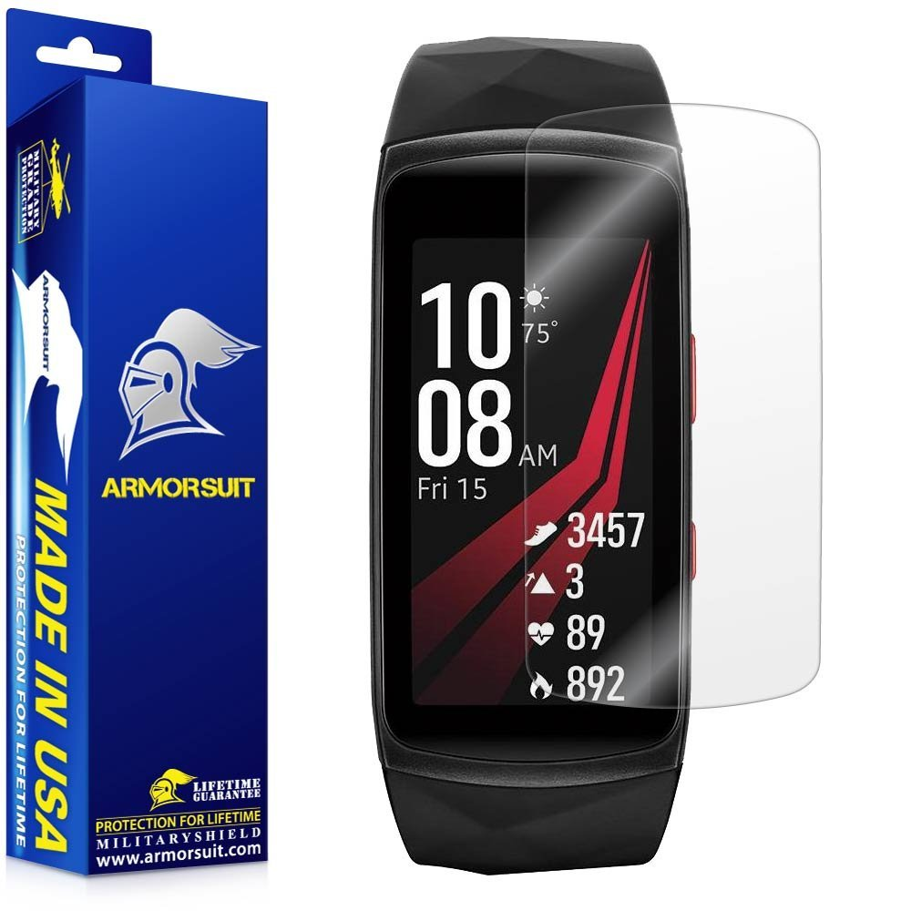 Samsung Gear Fit 2 Pro Screen Protector [2 Pack]