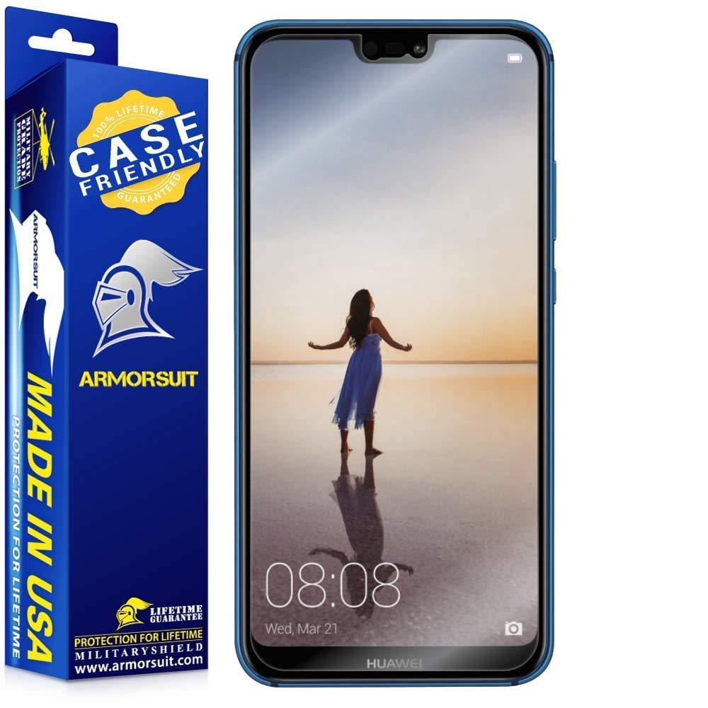 Huawei P20 Lite Case-Friendly Screen Protector
