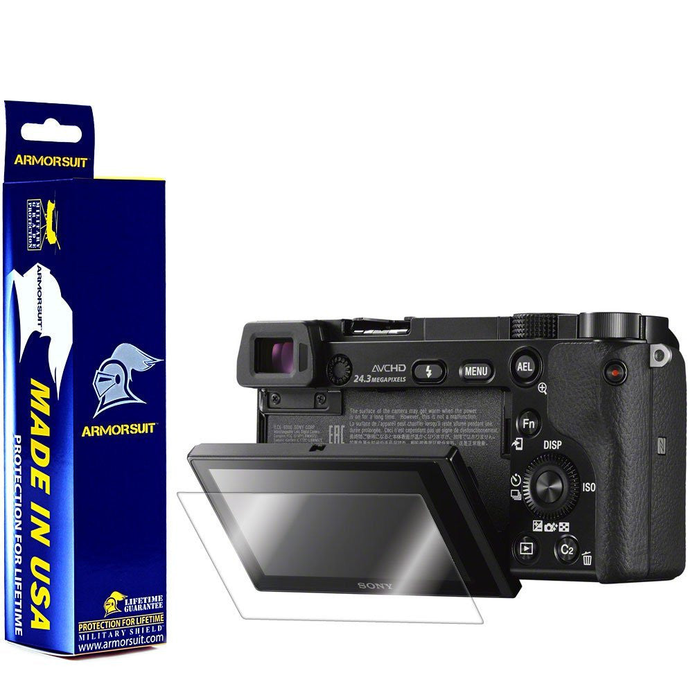 Sony Alpha a6000 Camera Screen Protector
