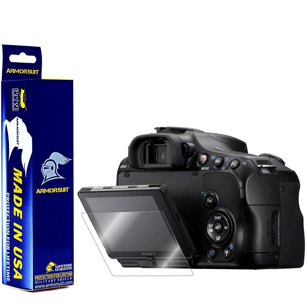 Sony Alpha SLT-A65 Camera Screen Protector