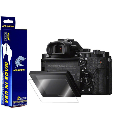 Sony Alpha a7 / a7R Camera Screen Protector