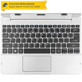 Acer Aspire Switch 10 (SW5-012) Full Body Skin Protector (Tablet & Keyboard)
