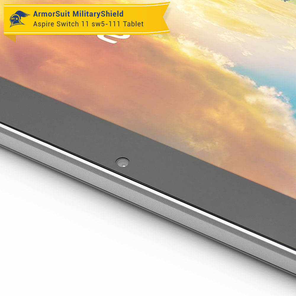 Multitouch Optimized upscreen Scratch Shield Clear Screen Protector for Intermec CN51 Strong Scratch Protection High Transparency