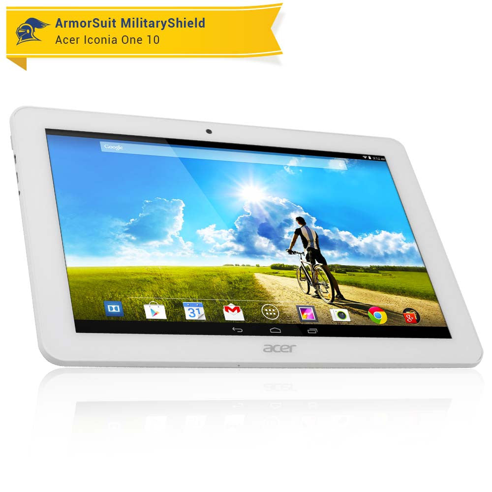 Acer Iconia Tab 10 (A3-A20) Screen Protector – ArmorSuit