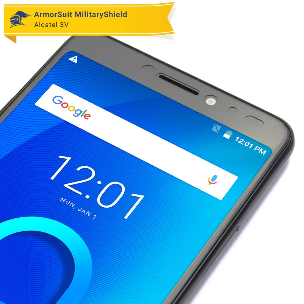 Alcatel 3V Screen Protector - ArmorSuit