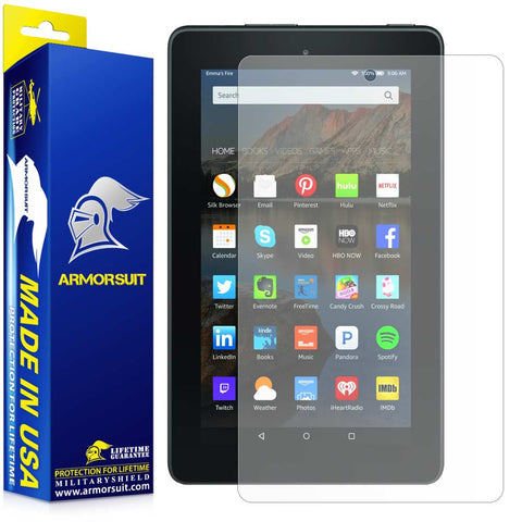 "Amazon Fire 7""  (2105) Anti Glare (Matte) Screen Protector"